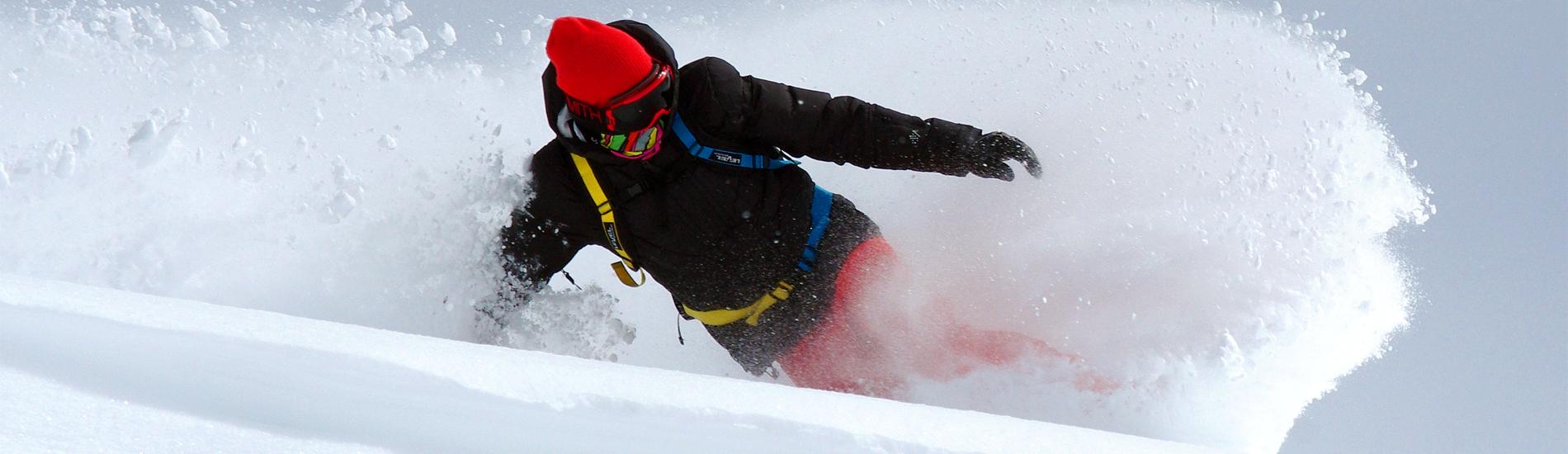 SNOWBOARD E SCI FREERIDE